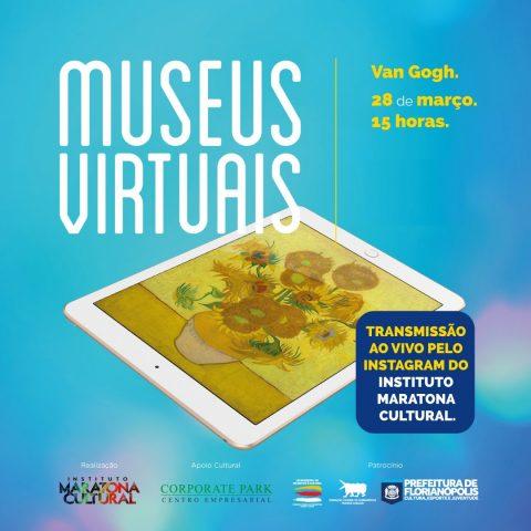 Museus Virtuais terá primeira sessão da temporada 2020 transmitida online