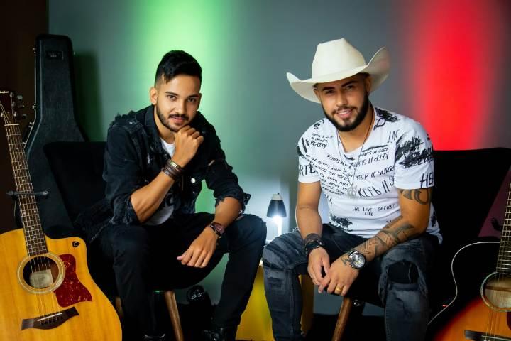 Tom e Rafael a nova promessa dos sertanejos