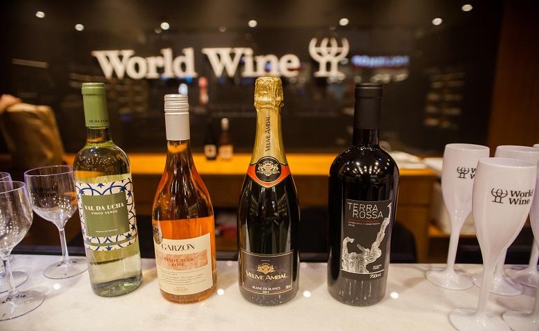 World Wine abre primeira loja em Belo Horizonte