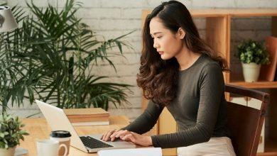 Foto de O verde ajuda a tornar a experiência do home office mais agradável