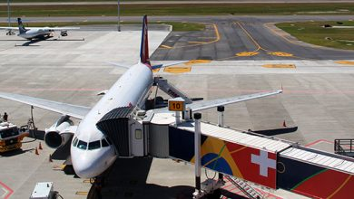 Foto de Aeroporto Internacional de Florianópolis mantém malha aérea essencial