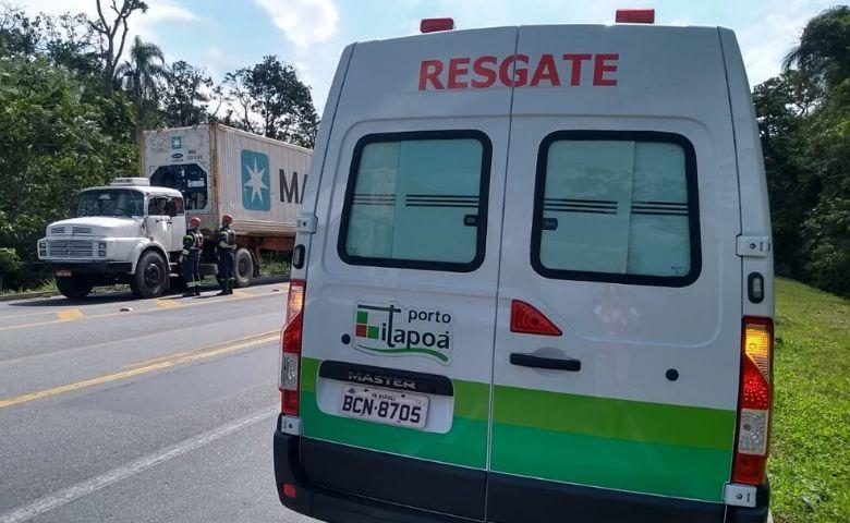 Porto Itapoá redobra cuidados de prevenção contra o Covid-19