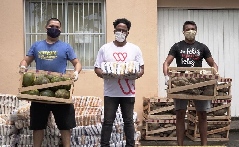 Amigos do W Solidário de Wesley Safadão continua ajudando todo Brasil