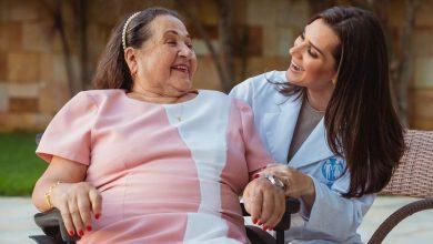 Foto de Cuidadores de idosos redobram a precaução durante a pandemia