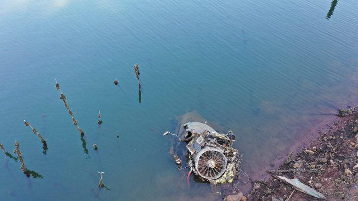 Resgate aéreo acontece oito anos após o acidente