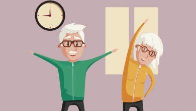 Foto de Fisioterapeutas dão dicas de alongamento para melhor idade