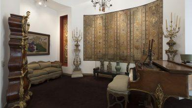 Foto de Casa-museu Ema Klabin para curtir em visita virtual