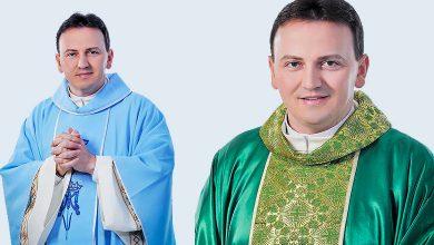 Foto de Padre Ezequiel Dal Pozzo aproveita quarentena
