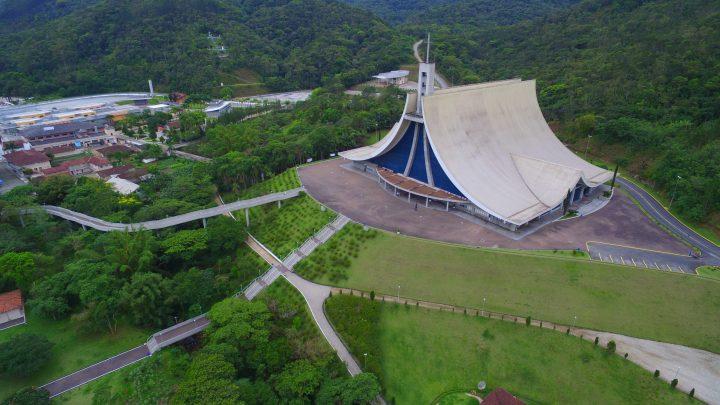Santuário Santa Paulina transmitirá programação da Semana Santa - Foto: Divulgação