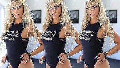 Foto de LuGatuza faz sucesso como modelo e cantora de funk.