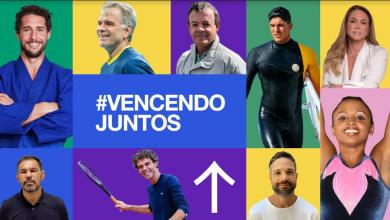 Foto de Grandes campeões se juntam para apoiar os mais vulneráveis