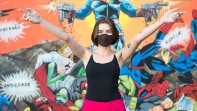 Foto de Fábricas concorrentes em SC se unem para confeccionar máscaras