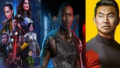 Foto de A  Marvel revela  a nova formação da equipe de heróis