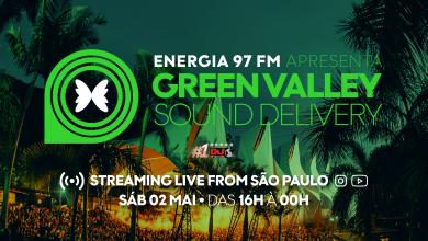 Foto de Rádio Energia 97 FM e Green Valley realizam Live.