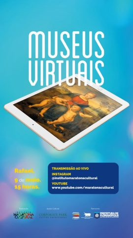 Projeto Museus Virtuais deste sábado destaca artista italiano