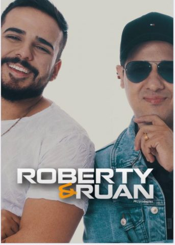 "Roberty e Ruan lança nova música ""Retombasso"""