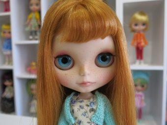 Boneca Blythe. Foto: Cristina Bottallo