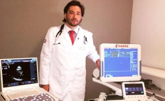 Dr Juliano Burckhardt recebe certificado da Harvard Medical School