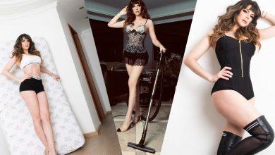 Foto de Marissol Savagin especialista em moda dá dicas de lingeries