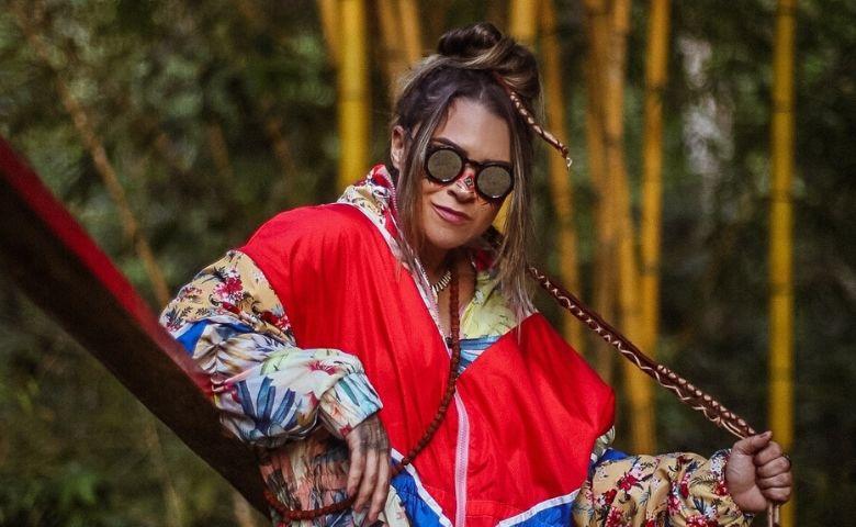 Povos da Amazônia terá live beneficente pela DJ May Seven.