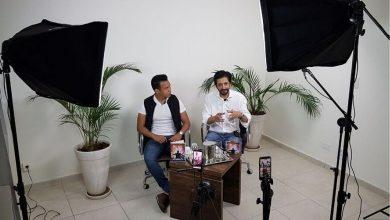 Foto de Ricardo Nunes realiza Live com o cantor Christian Moraes