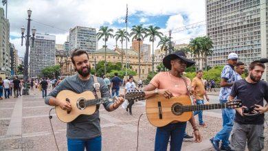 Foto de Lucas Reis e Thacio revivem Tim Maia em medley na Paulista