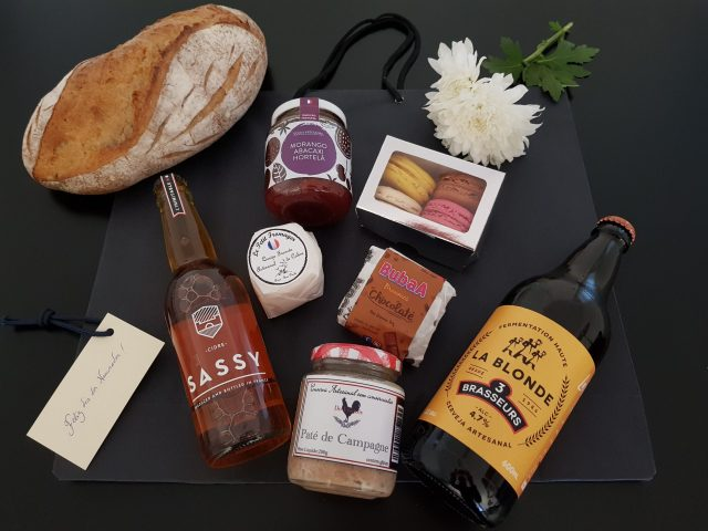 Petit Marché: comida francesa. Foto divulgação.