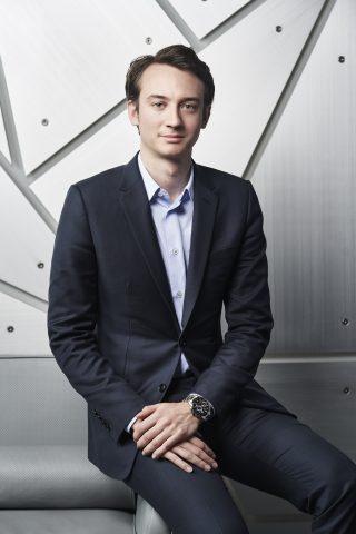 Frédéric Arnault é nomeado CEO da TAG Heuer