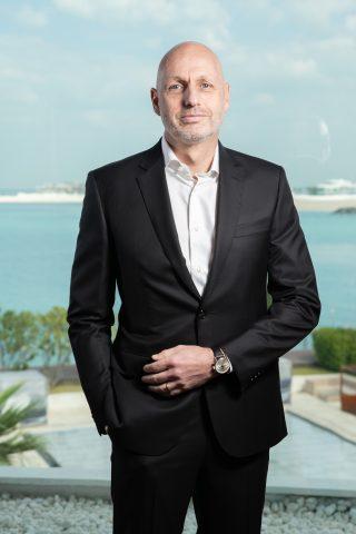 O grupo LVMH tem o prazer de anunciar a nomeação de Frédéric Arnault