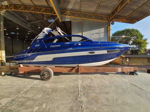 Triton Yachts no mercado internacional