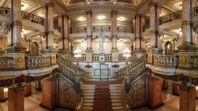 Foto de Theatro Municipal do Rio abre para tour virtual