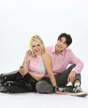 Ídolo sul-coreano Spax lança projeto inédito com cantora Francinne