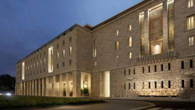 Foto de Bvlgari novo Hotel em Roma Itália  abertura em 2022