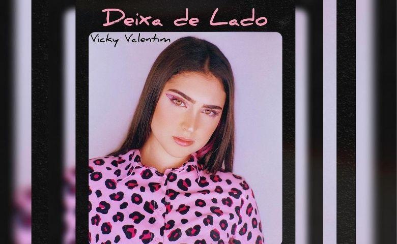 Vicky Valentim comemora sucesso de Clipe Deixa de Lado