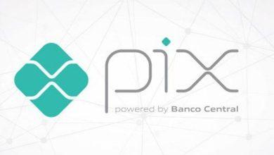 Foto de PIX novo sistema de pagamento instantâneo por QR Code
