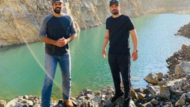 Foto de Fernando e Sorocaba confirmam show ao vivo em antiga pedreira