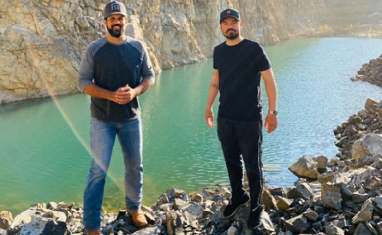 Fernando e Sorocaba confirmam show ao vivo em antiga pedreira