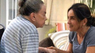 Foto de Atriz da Rede Globo desabafa sobre doença da mãe