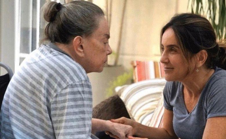 Atriz da Rede Globo desabafa sobre doença da mãe
