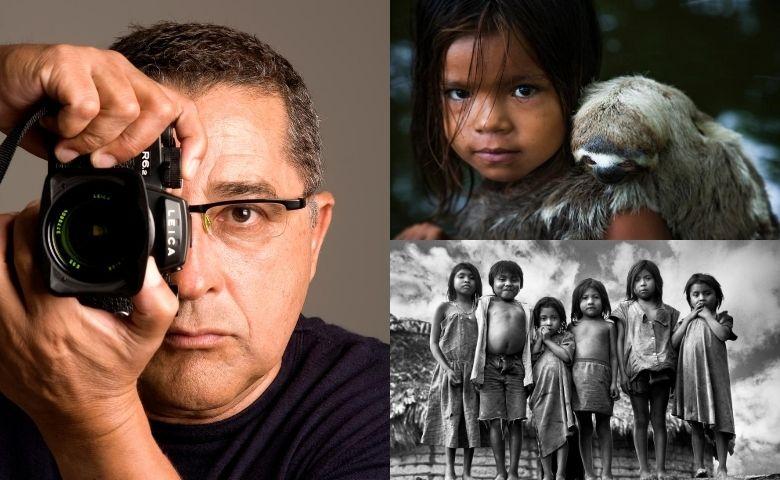 Araquém Alcântara Ícone da fotografia comemora 50 anos de carreira