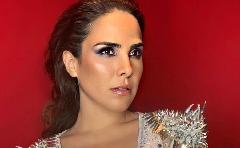 Wanessa Camargo mostra bastidores do celebrado DNA