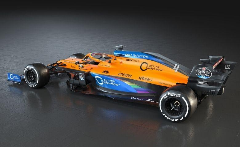 Lucas Foresti apresenta carro para temporada 2020