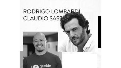 Foto de Rodrigo Lombardi e Claudio Sassaki debatem educação no Brasil