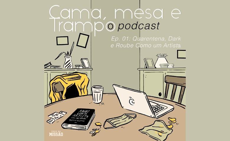 O podcast de Rashid e Daniela Rodrigues sobre a vida diária