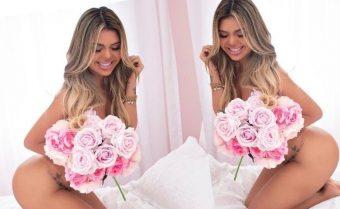 O sorriso é a curva mais bonita do corpo de qualquer mulher