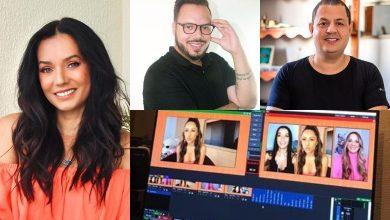 Foto de TV no celular artistas lançam novos projetos digital