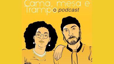 Foto de O podcast de Rashid e Daniela Rodrigues sobre a vida diária