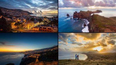 Foto de Máscaras implementa o Arquipélago português Madeira
