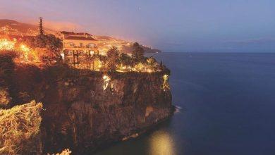 Foto de Arquipélago da Madeira destino português em meio ao Atlântico
