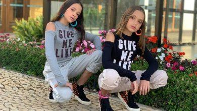 Foto de Millena e Manu Maia possuem mais de três milhões de seguidores
